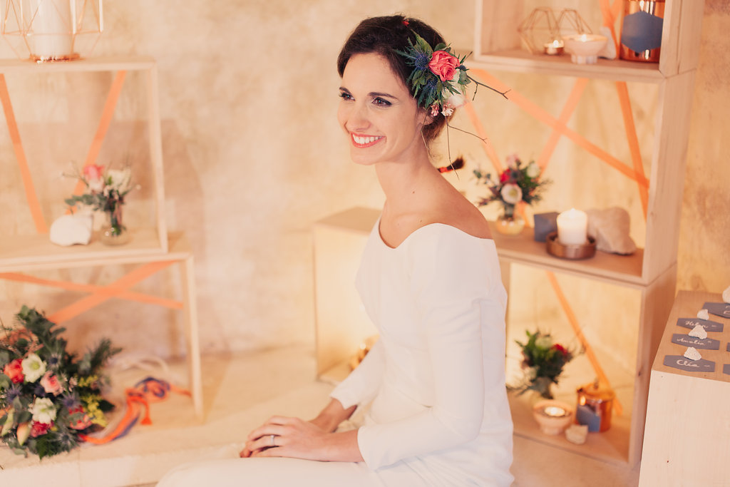 Shooting inspiration – Festival du mariage Amour on Air
